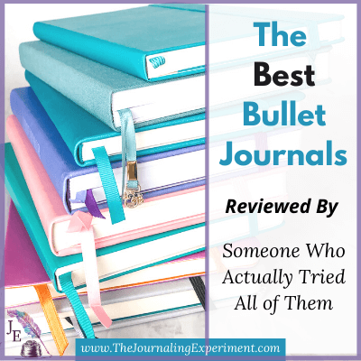 The Best Bullet Journals (for You) First-Hand Reviews